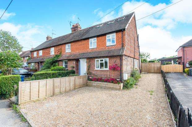 3 Bedrooms Terraced House for sale in Chiddingfold, Godalming, Surrey