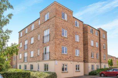 2 Bedrooms Flat for sale in Russet House, Birch Close, York, North Yorkshire