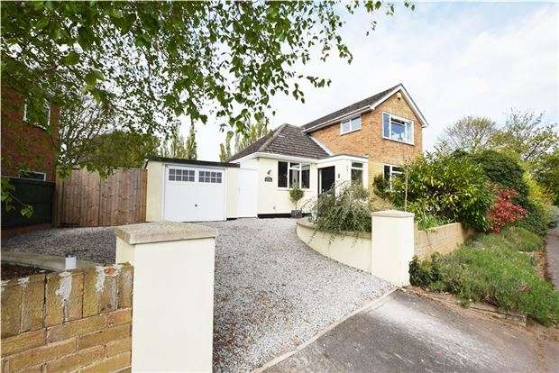 5 Bedrooms Detached House for sale in Charlton Close, Charlton Kings, CHELTENHAM, Gloucestershire, GL53 8DJ