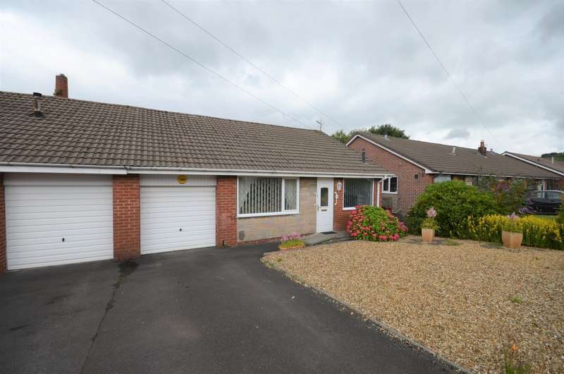 3 Bedrooms Semi Detached Bungalow for sale in St Aidans Avenue, Darwen