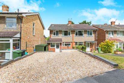 3 Bedrooms Semi Detached House for sale in Winchester, Hampshire, .