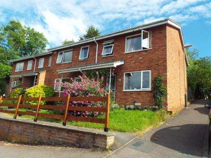 3 Bedrooms End Of Terrace House for sale in Wessex Drive, Cheltenham, Gloucestershire
