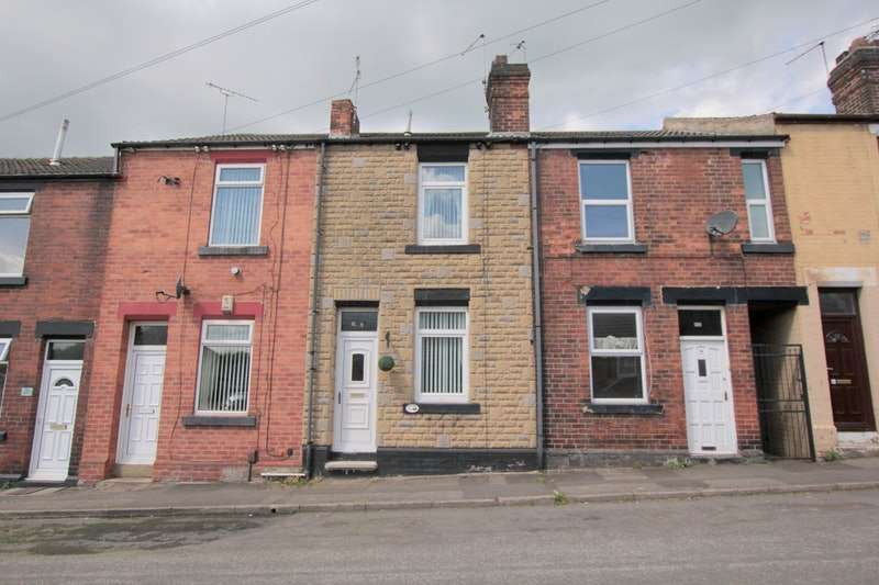 2 Bedrooms Terraced House for sale in Morley Street, Rotherham, South Yorkshire, S62