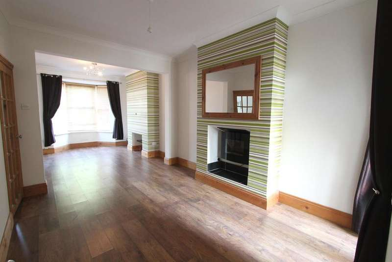 3 Bedrooms Terraced House for sale in Victoria Avenue, Newport