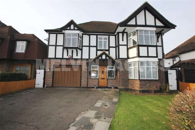 7 Bedrooms Detached House for sale in Dukes Avenue, Edgware, Greater London. HA8 7RZ