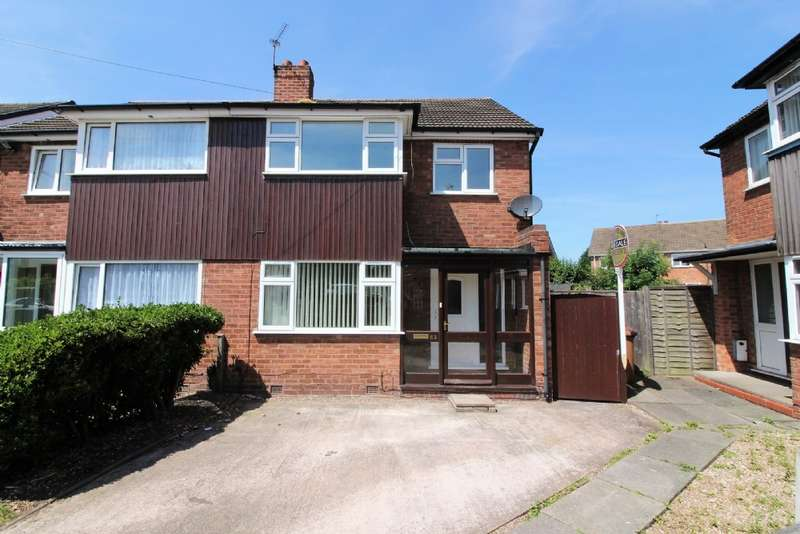 3 Bedrooms Semi Detached House for sale in Balmoral Drive, New Invention