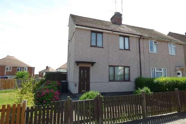 3 Bedrooms Semi Detached House for sale in Alexander Road, Bedworth, Warwickshire