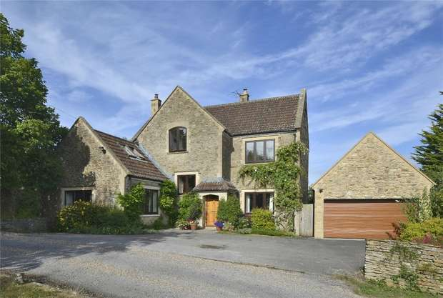 6 Bedrooms Detached House for sale in Mulgrave, Rudge, Somerset