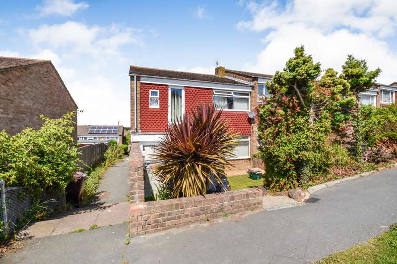 4 Bedrooms House for sale in Erica Close, Eastbourne, BN23