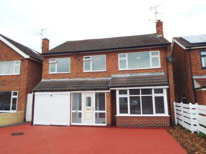 5 Bedrooms Detached House for sale in Rivergreen Crescent, Bramcote, Nottingham