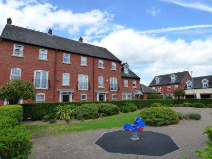 4 Bedrooms Terraced House for sale in Willowbrook Way, Rearsby, Leicester, Leicestershire