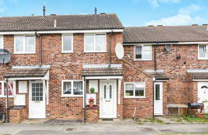 2 Bedrooms Terraced House for sale in Forest Gate, Evesham, Worcestershire, .