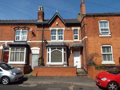 4 Bedrooms Terraced House for sale in Howard Road, Handsworth, Birmingham, West Midlands