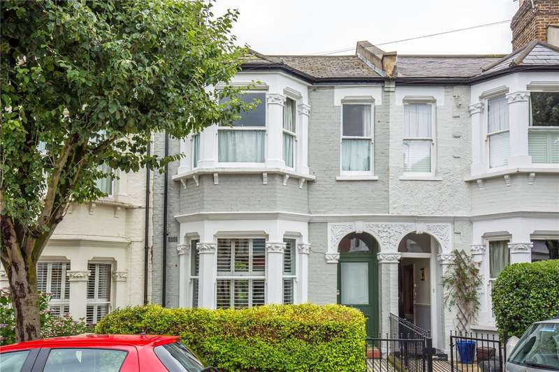 3 Bedrooms Terraced House for sale in Cressida Road, Whitehall Park, London, N19