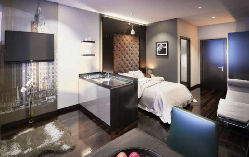 1 Bedroom Apartment Flat for sale in The Strand, Liverpool