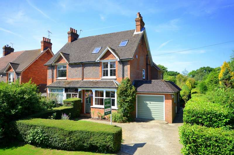 4 Bedrooms Semi Detached House for sale in Ewhurst