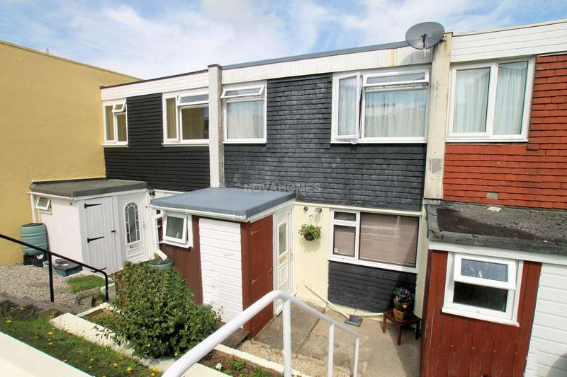 3 Bedrooms Terraced House for sale in Medland Crescent, Plymouth, PL6 6LU