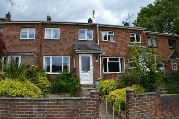 3 Bedrooms Terraced House for sale in Gorselands, Tadley
