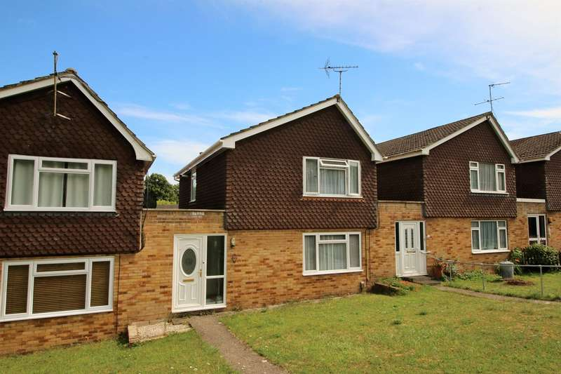 3 Bedrooms Link Detached House for sale in Lansley Road, Basingstoke, RG21