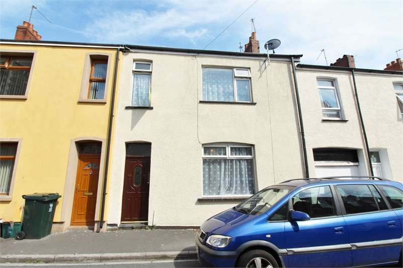 4 Bedrooms Terraced House for sale in St Michael Street, NEWPORT, NP20