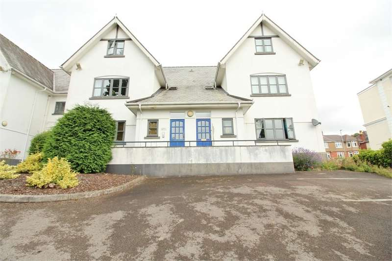 2 Bedrooms Ground Flat for sale in St Cecilia Court, Gold Tops, NEWPORT, NP20