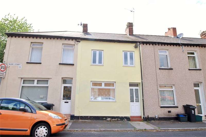 3 Bedrooms Terraced House for sale in Rudry Street, Newport, NP19