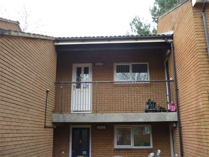 1 Bedroom Flat for sale in Clearwell Court, Bassaleg, NEWPORT, NP10