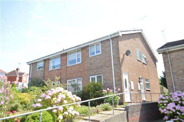 2 Bedrooms Maisonette Flat for sale in Vicarage Close, Great Barr
