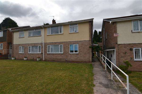 2 Bedrooms Apartment Flat for sale in Ivyfield Road, Erdington, Birmingham
