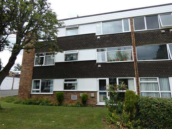 2 Bedrooms Apartment Flat for sale in Bantry Close, Sheldon, Birmingham