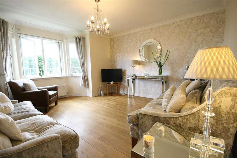 2 Bedrooms Apartment Flat for sale in Mccormack Place, Larbert
