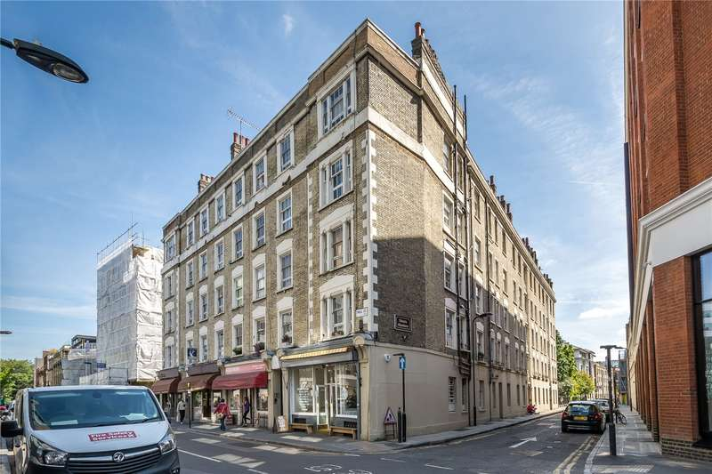 1 Bedroom Flat for sale in Victoria Chambers, Paul Street, City Of London, EC2A