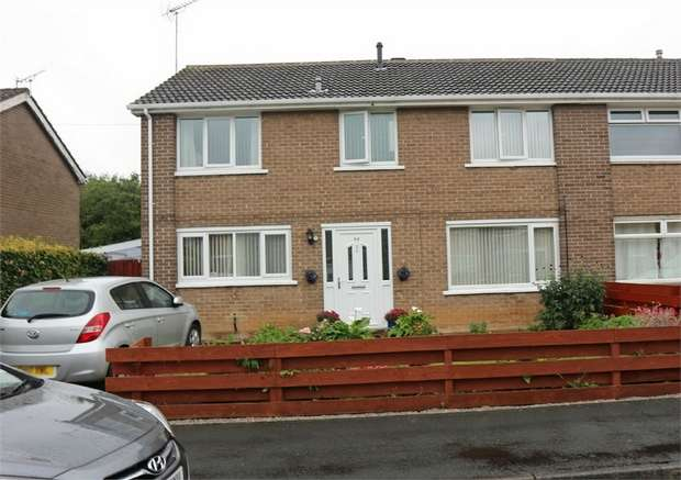 4 Bedrooms Semi Detached House for sale in Ceres Road, Wetherby, West Yorkshire