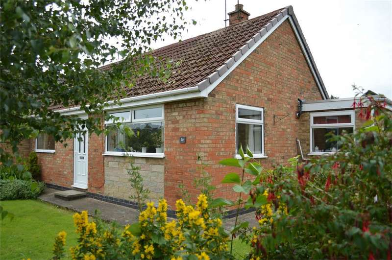 2 Bedrooms Semi Detached Bungalow for sale in 36 Barley Gate, Leven, East Riding of Yorkshire