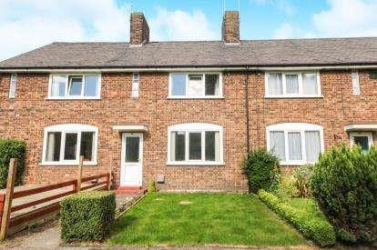 2 Bedrooms Terraced House for sale in Green Lane Estate, Green Lane, Sealand, Deeside, CH5