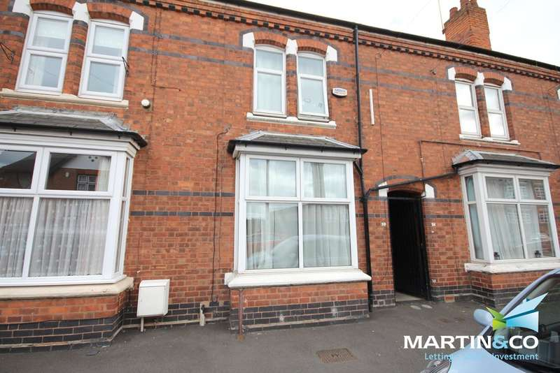 2 Bedrooms Terraced House for sale in Harold Road, Edgbaston, B16