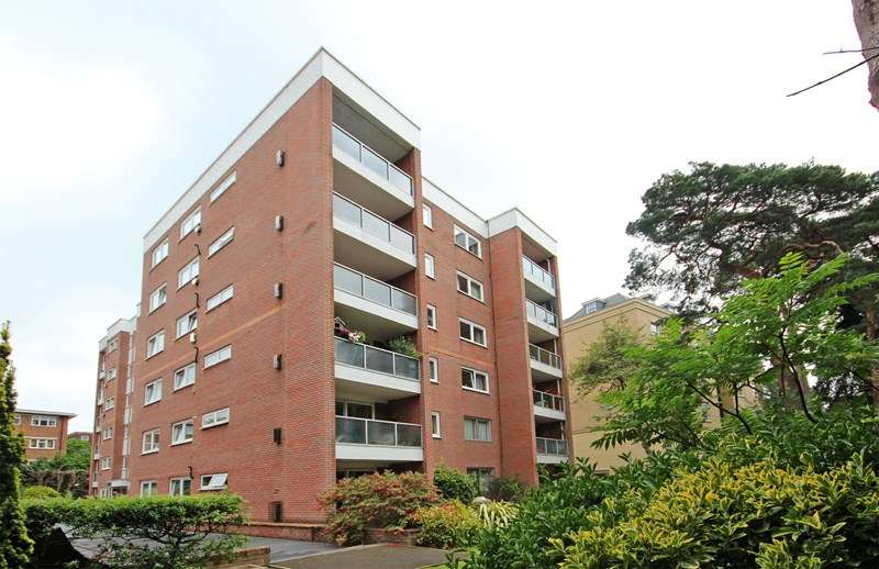 2 Bedrooms Apartment Flat for sale in Lindsay Road, Poole