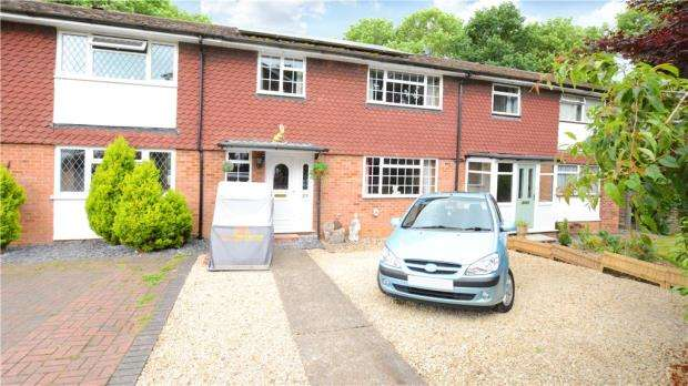 3 Bedrooms Terraced House for sale in Stevenson Road, Hedgerley, Buckinghamshire