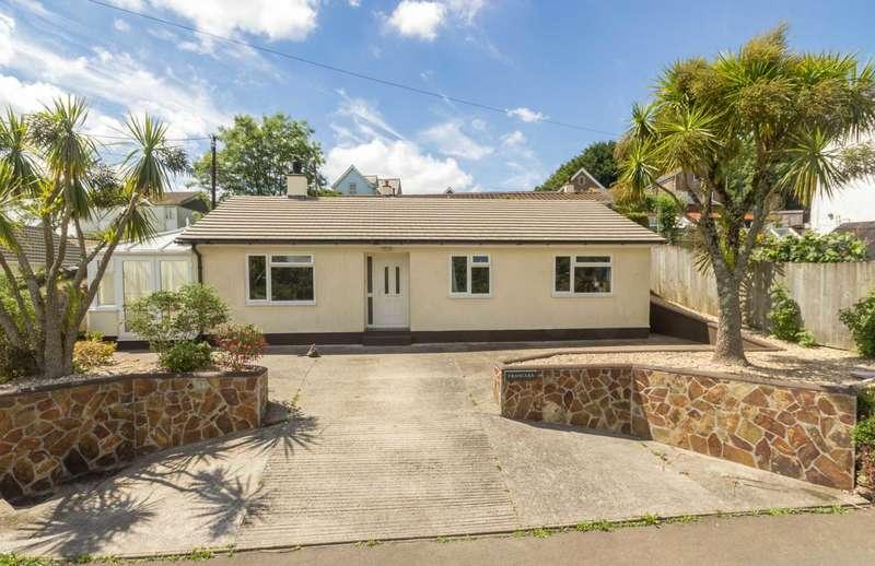 3 Bedrooms Detached House for sale in Delaware Road, Drakewalls, PL18 9EH