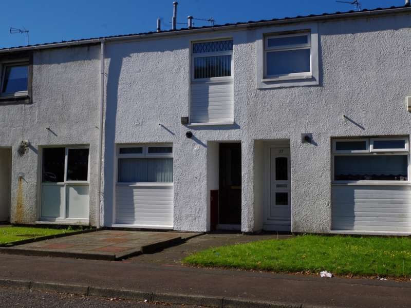 2 Bedrooms Terraced House for sale in 29 Coodham Place, Kilwinning, KA13 6SG