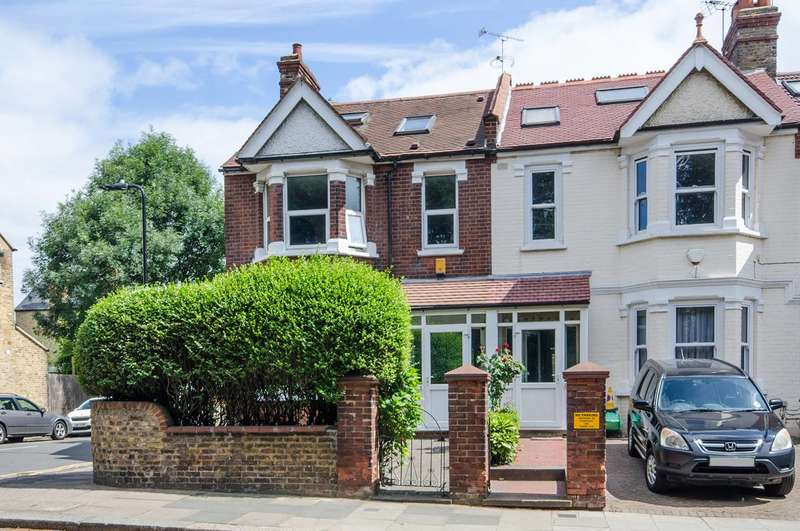 4 Bedrooms House for sale in Windmill Road, South Ealing, W5
