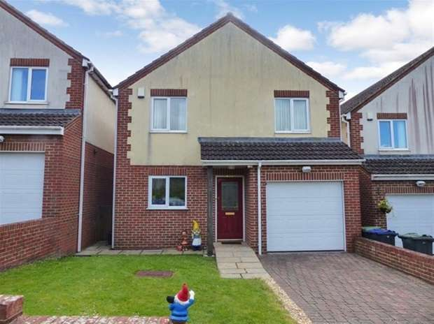 4 Bedrooms Detached House for sale in Forage Lane, Warminster