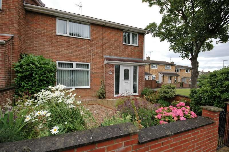 3 Bedrooms End Of Terrace House for sale in Dalton Way, Newton Aycliffe, County Durham, DL5