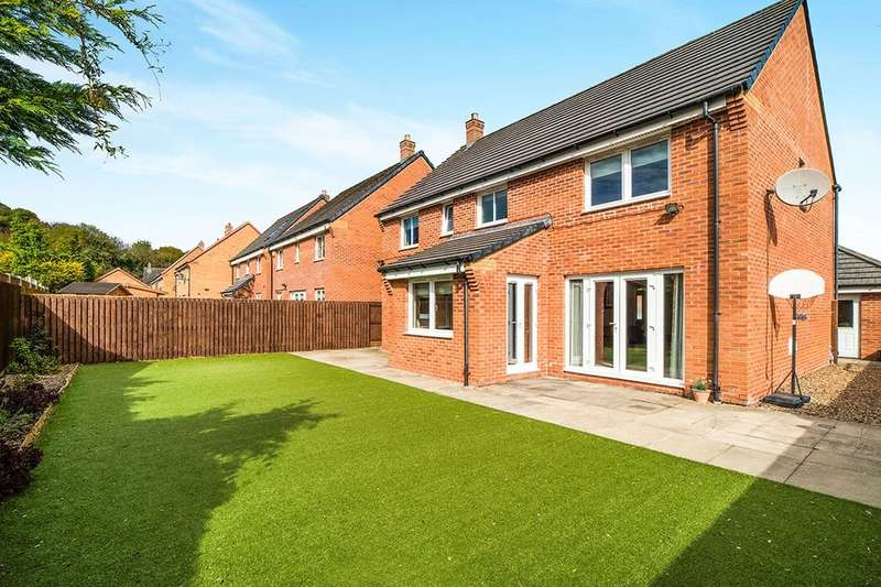 4 Bedrooms Detached House for sale in Birdland Avenue, Bo'ness, EH51