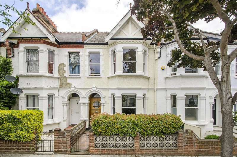 4 Bedrooms Terraced House for sale in Englewood Road, London, SW12
