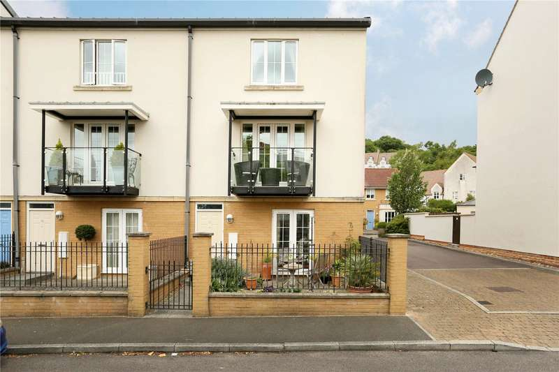 3 Bedrooms House for sale in Lockside, Portishead, BS20