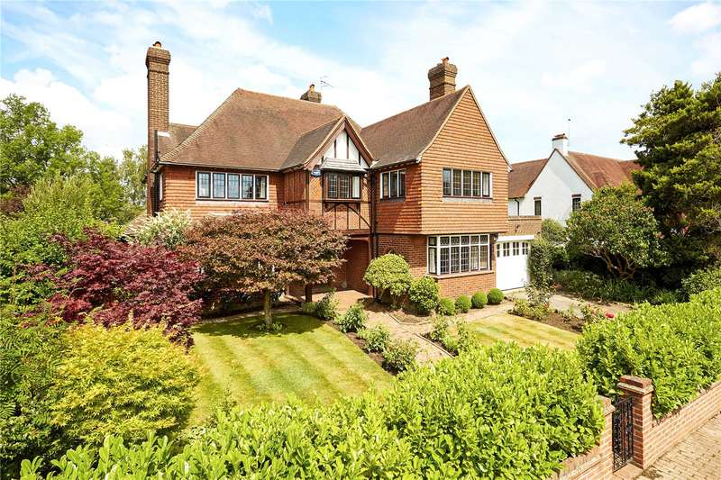 4 Bedrooms Detached House for sale in Whybourne Crest, Tunbridge Wells, Kent, TN2