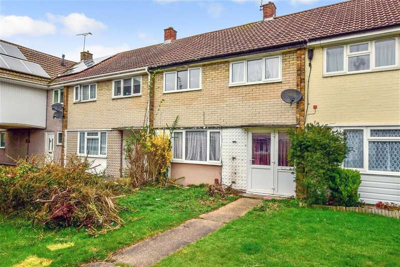 3 Bedrooms Terraced House for sale in Nether Priors, Basildon, Essex