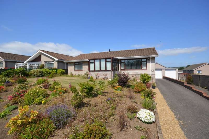 3 Bedrooms Detached Bungalow for sale in Oxcars Drive, Dalgety Bay, Dunfermline, KY11
