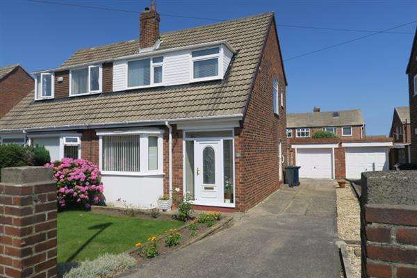 3 Bedrooms Semi Detached House for sale in Clarewood Avenue, South Shields